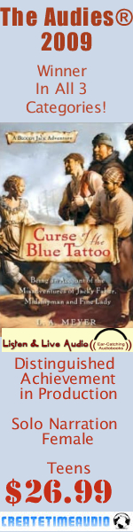 Curse of the Blue Tattoo on Audio