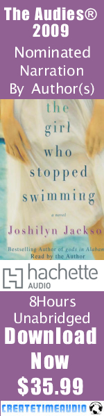 Girl Who Stopped Swimming on Audiobook