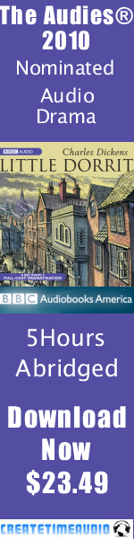 Little Dorrit on Audio