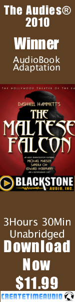 Maltese Falcon on Audio