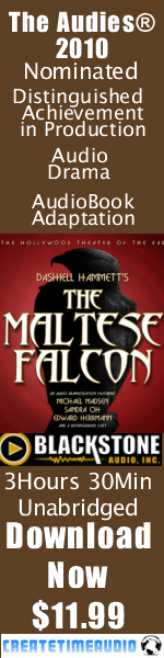 The Maltese Falcon on Audio
