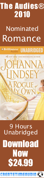 Rogue of My Own on Audio
