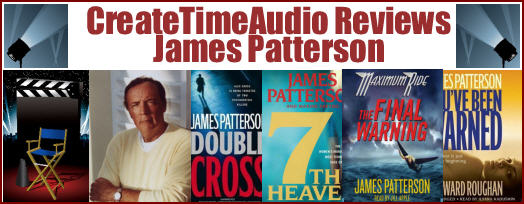 James Patterson Audio Books