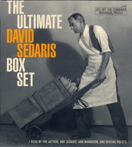 David Sedaris Box Set