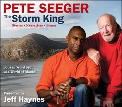 Storm King Audio Book by Pete Seeger