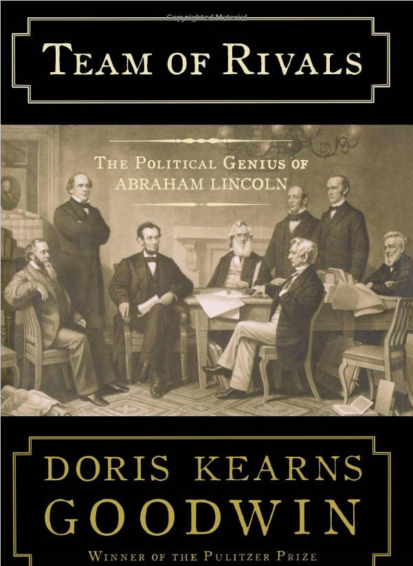 Team of Rivals Cover Doris Kearns Goodwin