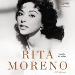 rita moreno audio book cover