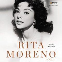 rita moreno audio book cover