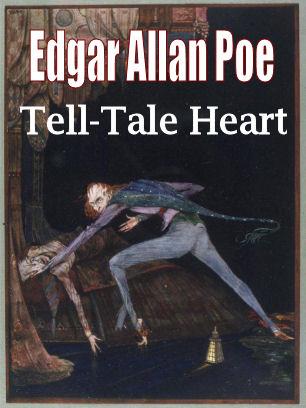 Tell Tale Heart on Audio